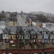 Baltimore's impoverished community
