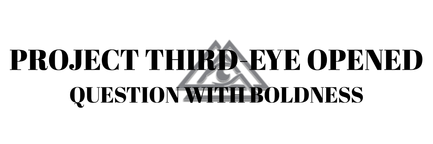 Project Third-Eye Opened